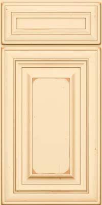 KraftMaid Cabinets -Square Raised Panel - Solid (AA1C ...