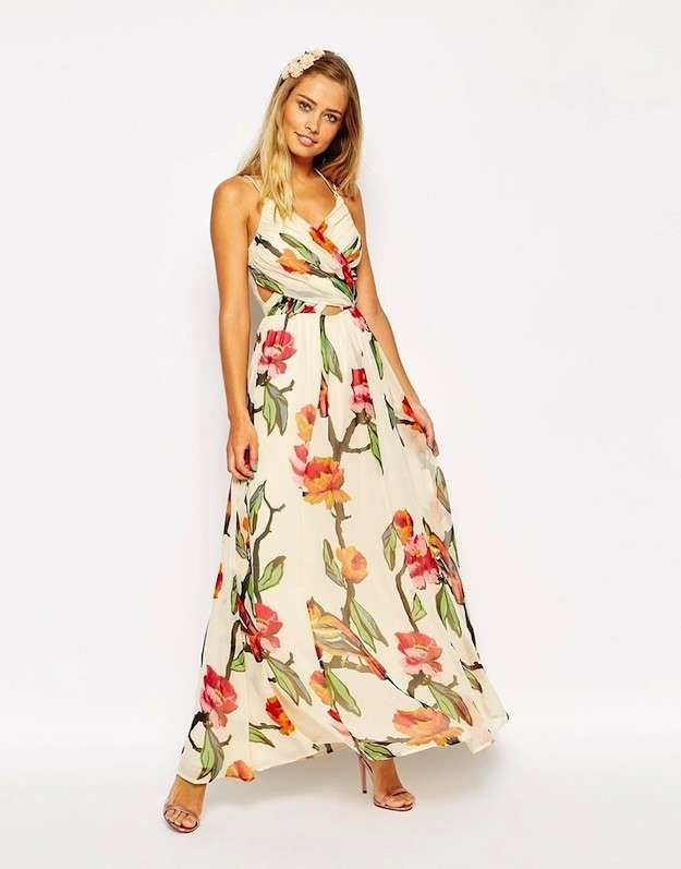 be26e8708 Los mejores vestidos largos de fiesta  fotos de los mejores modelos (35 41)