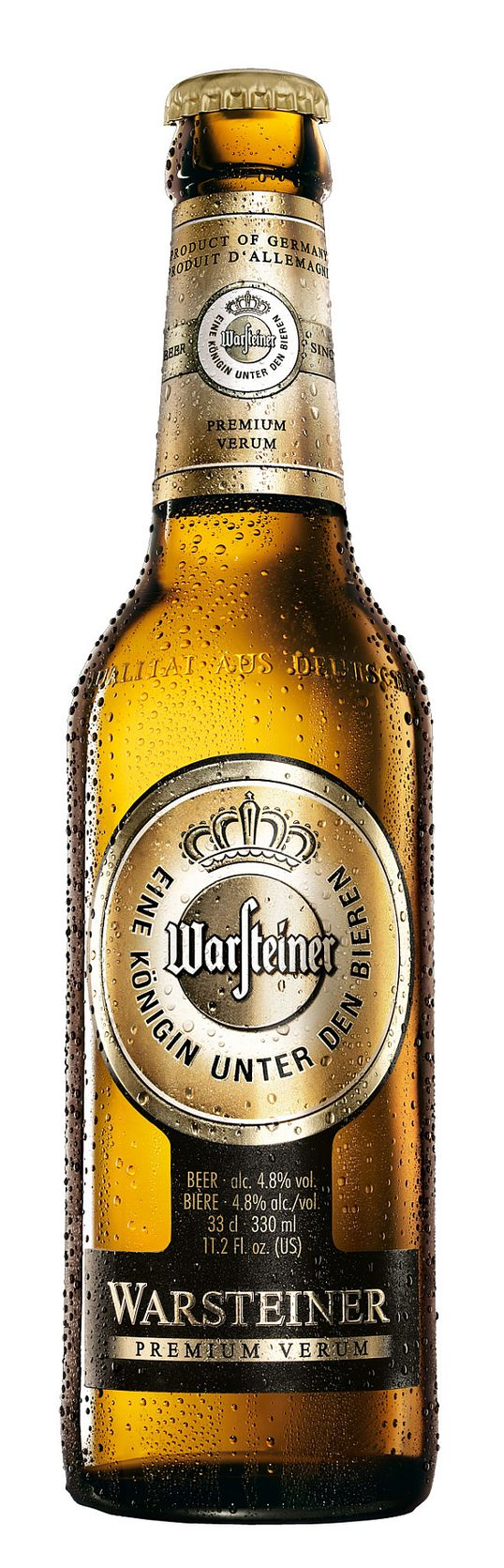 Warsteiner - Designed by Warsteiner Group | Beer Bottles ...