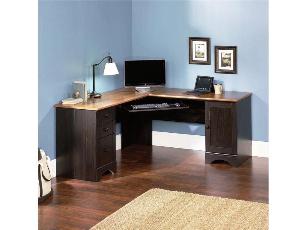 l Form Schreibtisch für kleine Räume home office Möbel Sammlungen O ...