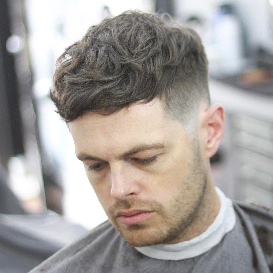 Pin By Dugaldo Calderon On Hair Gentleman Haircut Wavy Hair Men Mens Haircuts Short
