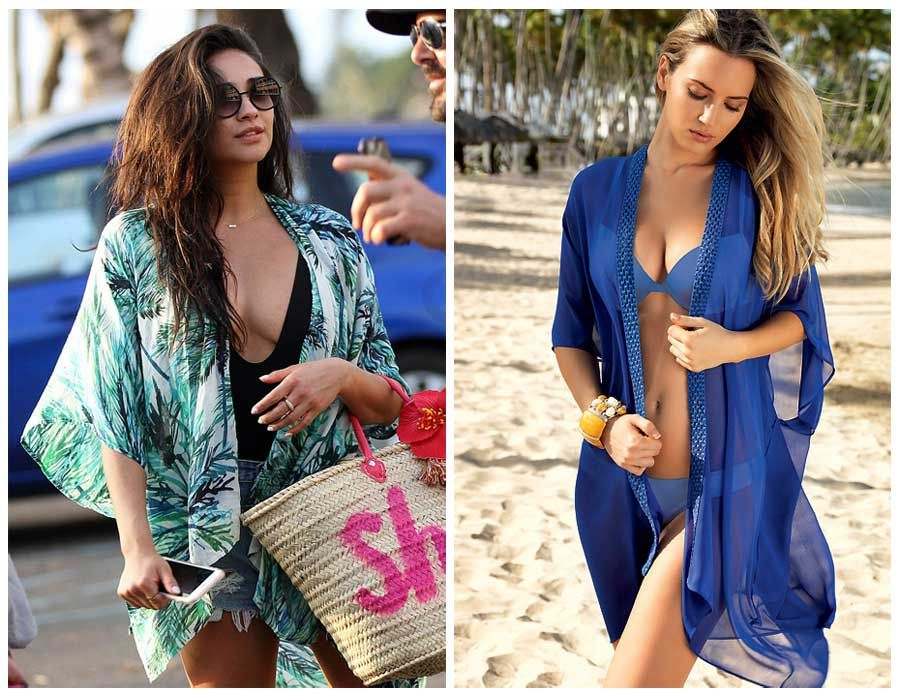 Best Celebrity Beachwear Styles For Easter