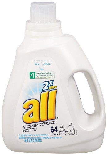 Die And Odor Free For Baby Cloths Liquid Laundry Detergent