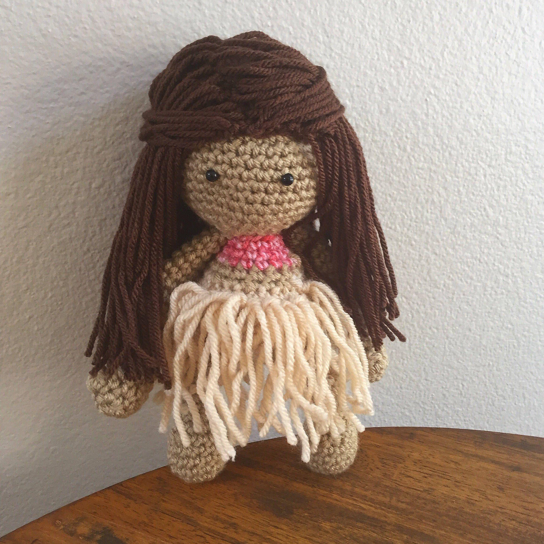 Sleeping Beauty Aurora Inspired Doll// Princess Plush Doll// Stuffed Toy Doll// Soft Toy Doll// Amigurumi Doll
