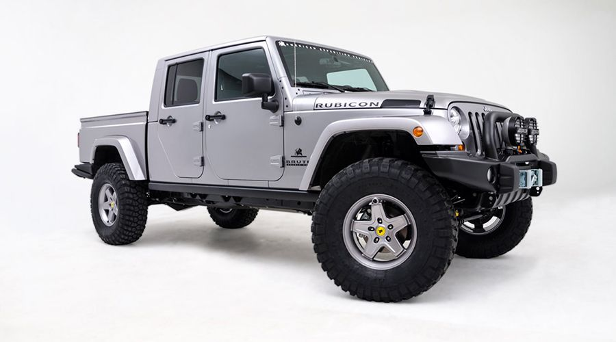 Jeep Needs To Make This From The Factory American Expedition