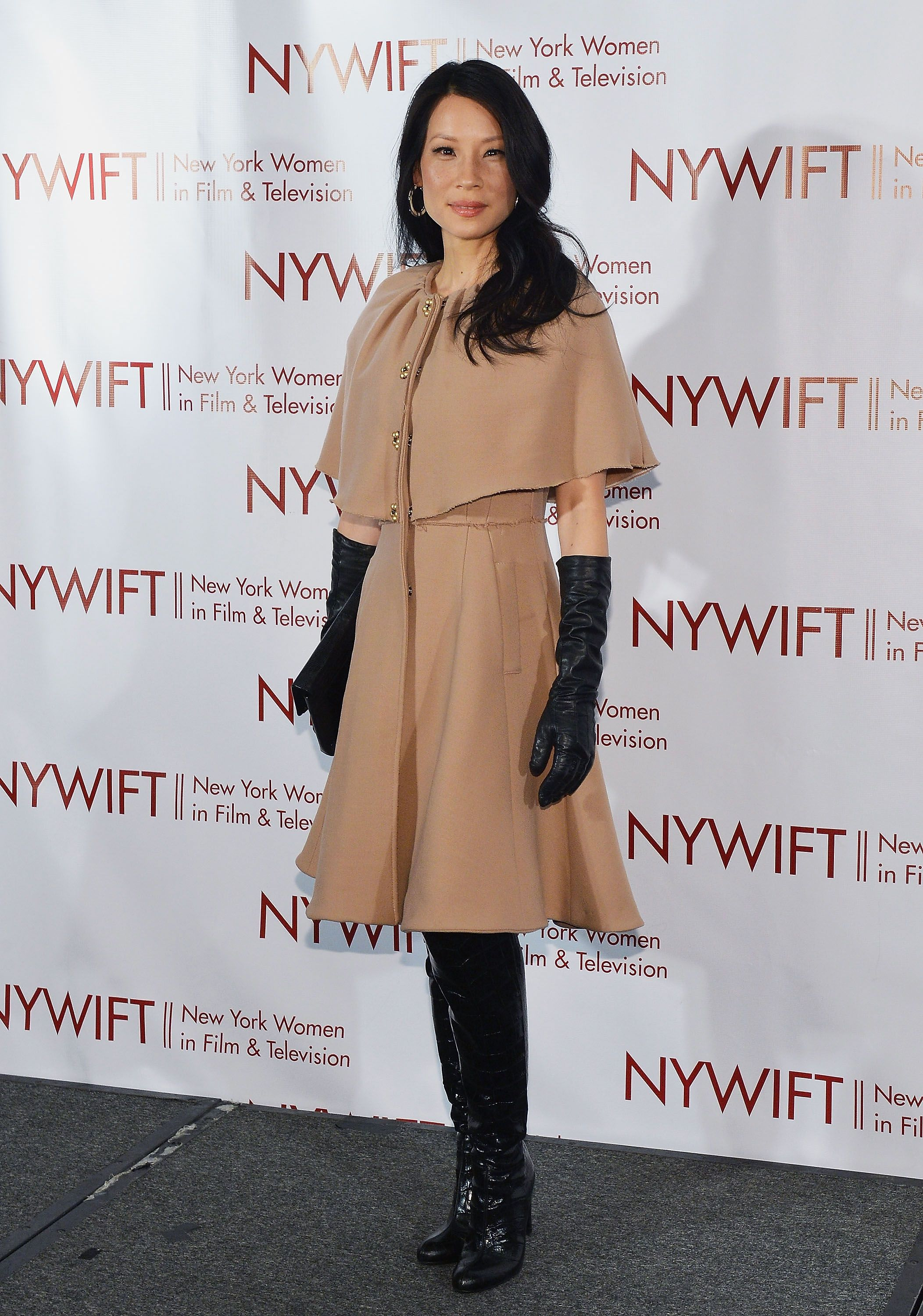 This Italian It Girl Is Your New Style Muse: Lucy Liu In #dolcegabbana To The Women In Film And TV Muse