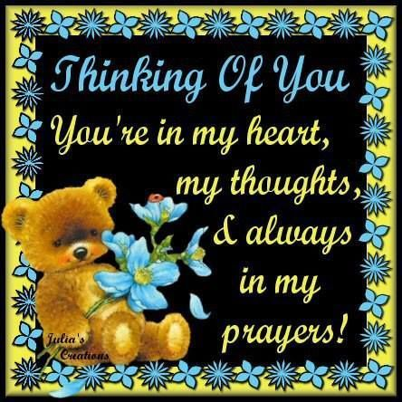 Thinking Of You Friends Teddy Bear Friend Quote Good Morning Thinking Of You Friend Greeting Friend Thinking Of You My Friend Quotes Thinking Of You Quotes
