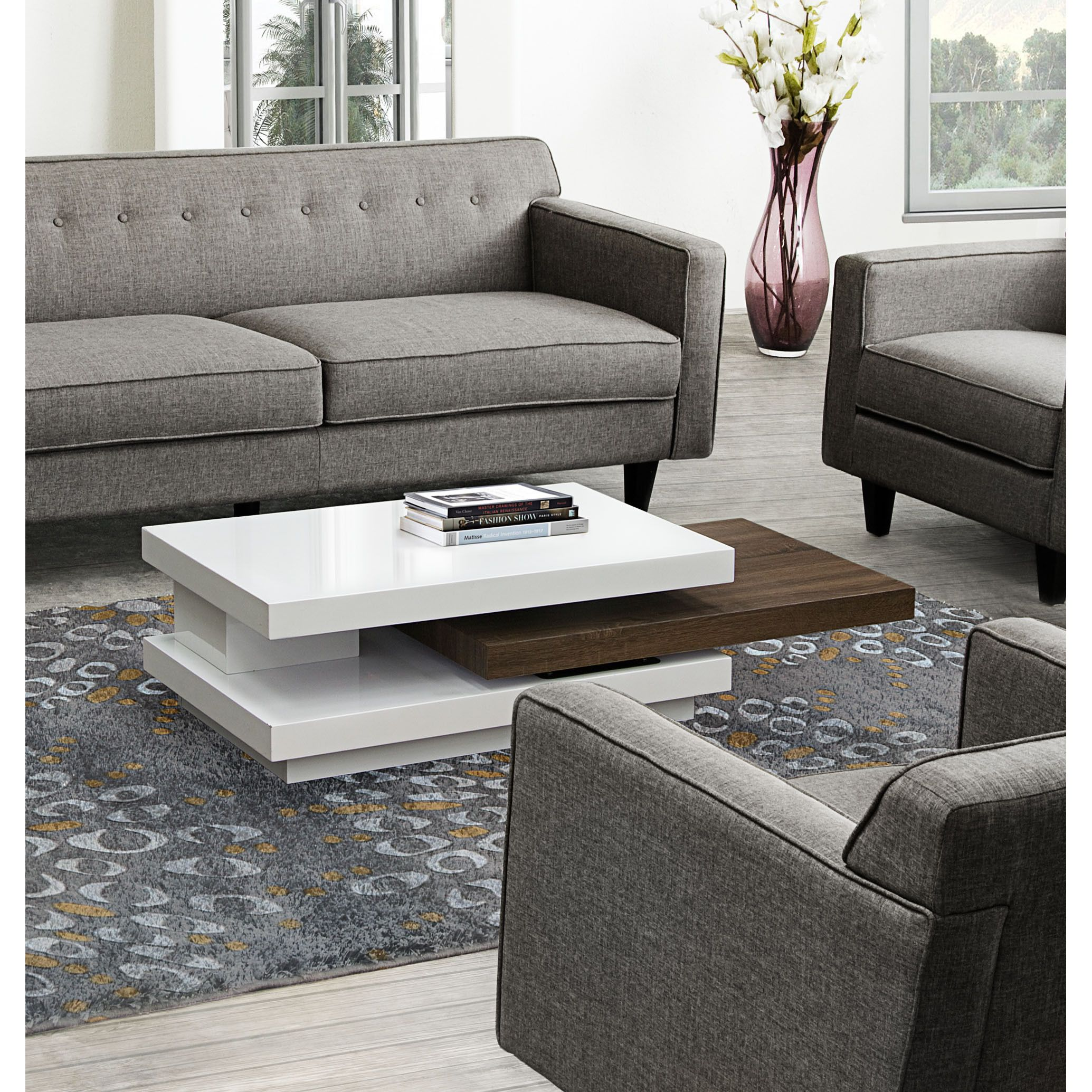 Diamond Sofa Coffee Table