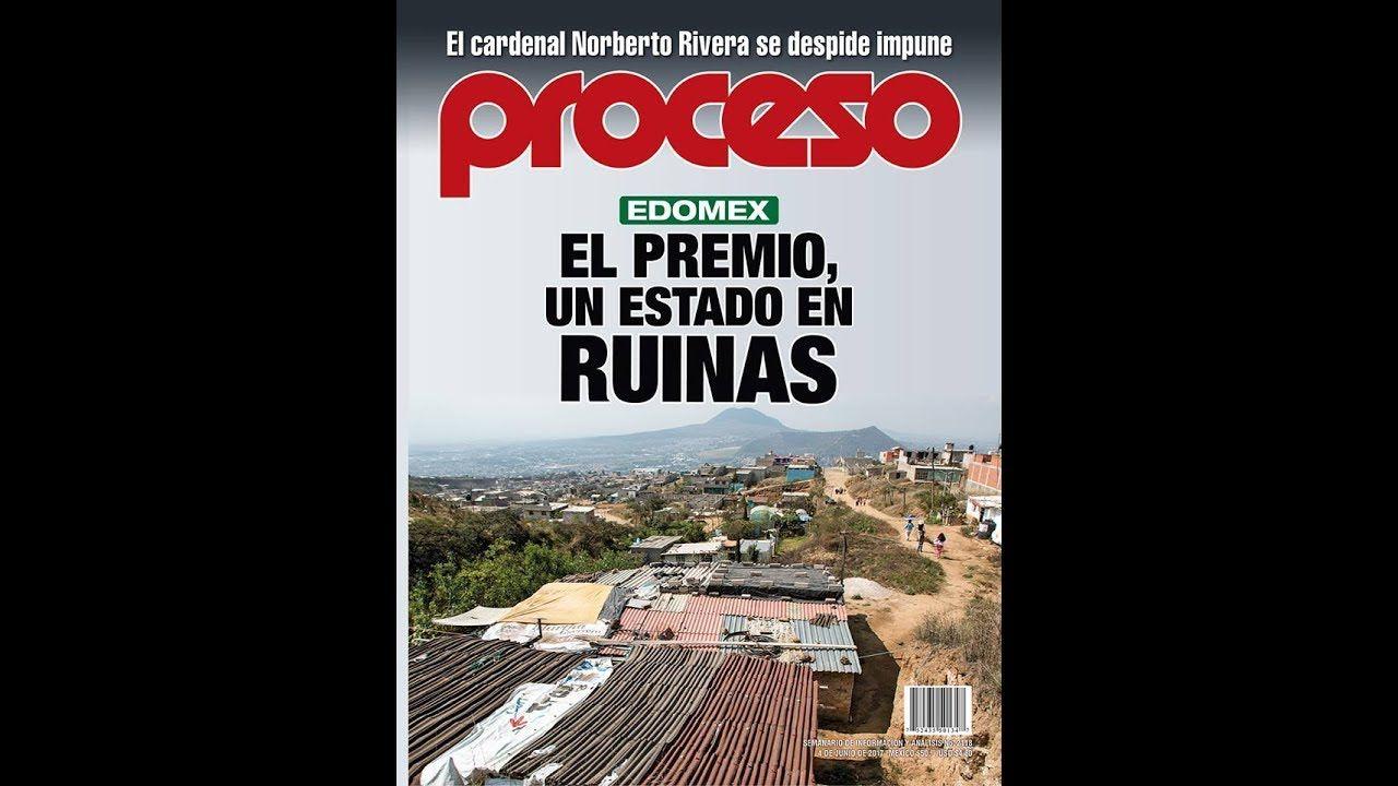 Revista Proceso 4 de junio 2017 Elecciones EdoMex 4 de