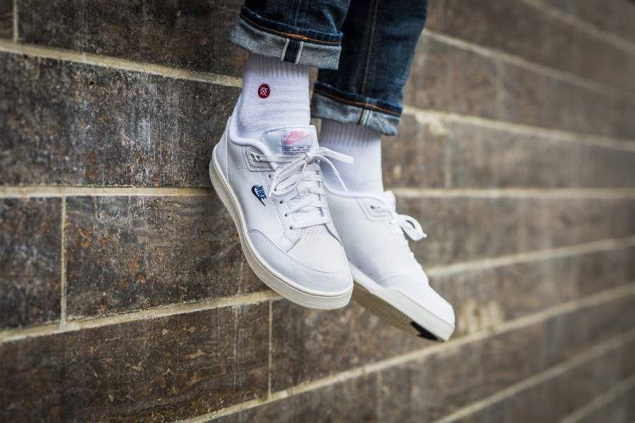 Nike Men's Shoes Grandstand II White AA2190 100 Sneaker New Gr.44 | eBay