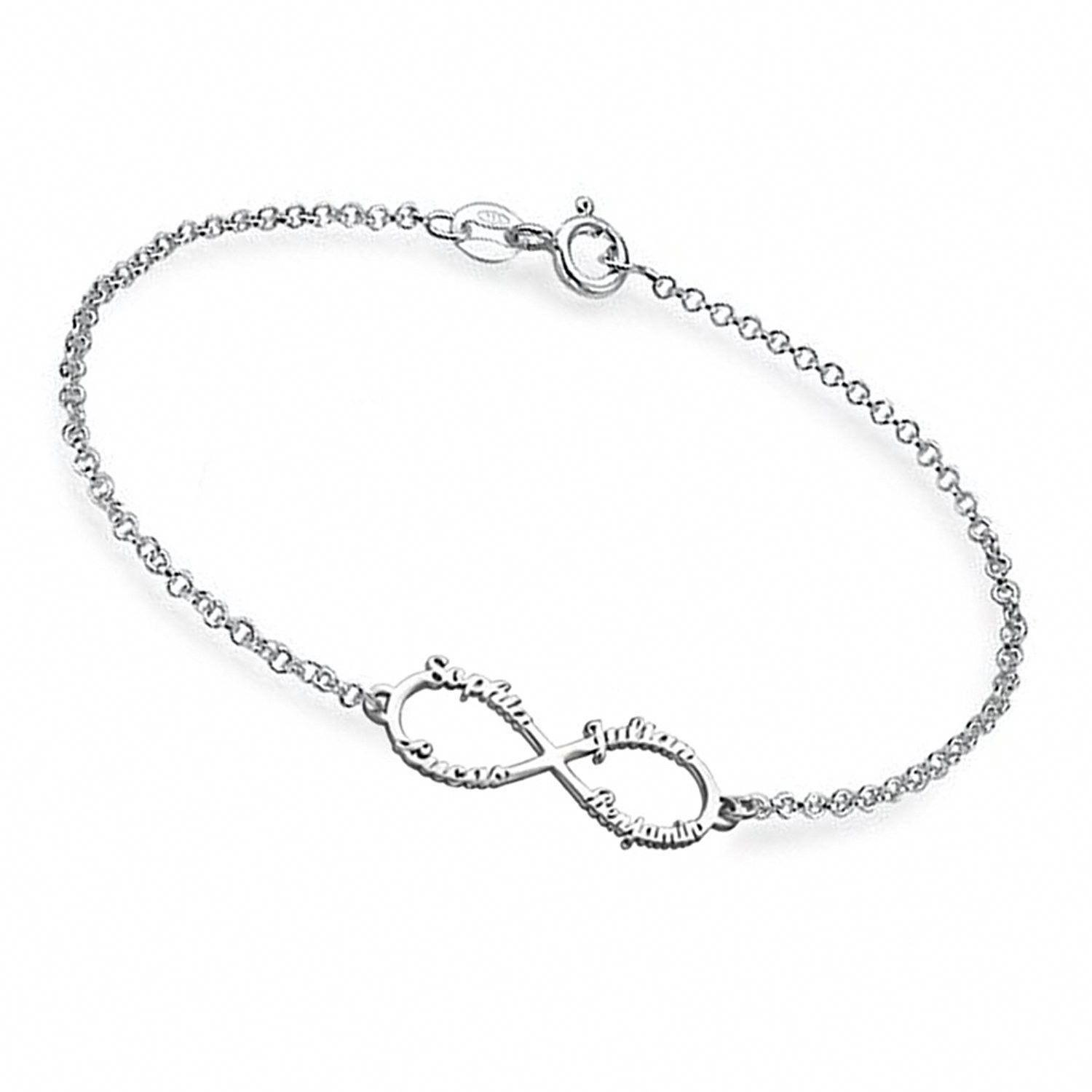 Personalized 925 Sterling Silver