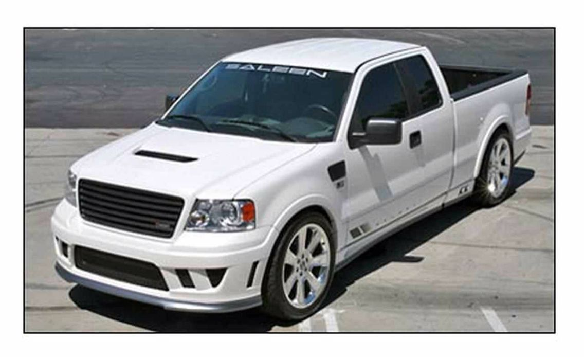 saleen f 150 saleen performance vehicles pinterest ford trucks and ford. Black Bedroom Furniture Sets. Home Design Ideas
