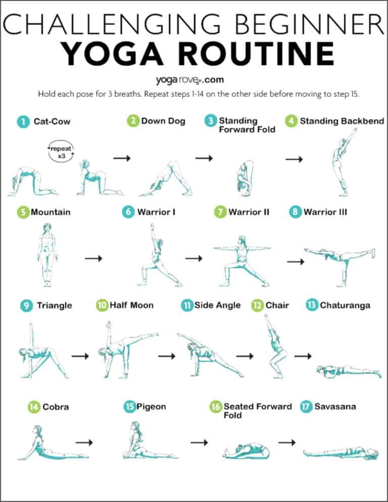 The 20 Minute Yoga Routine Every Beginner Needs +