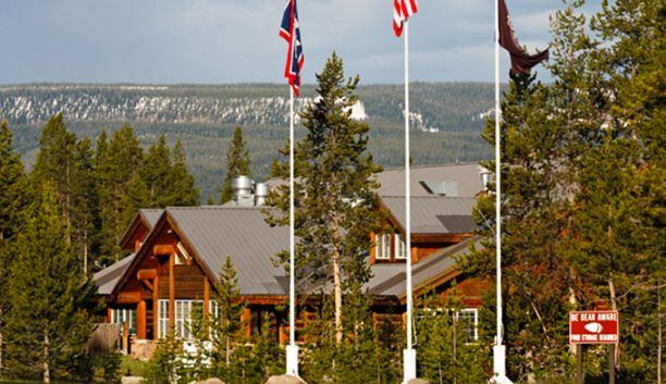 Awesome Headwaters Flagg Ranch At The South Entrance Of Yellowstone. Courtesy Photo