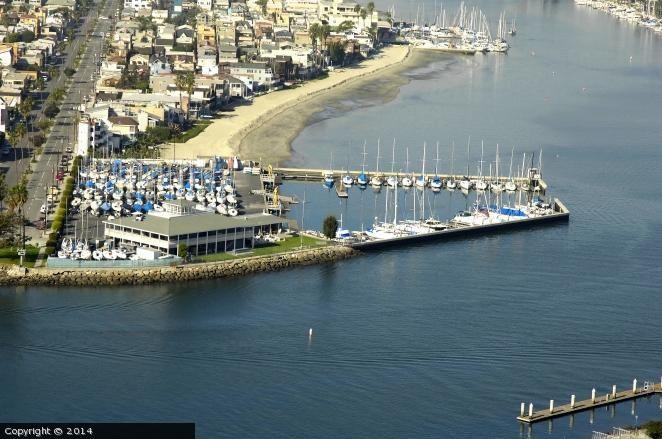 Alamitos Bay Yacht Club In Long Beach California United States Long Beach Yacht Yacht Club