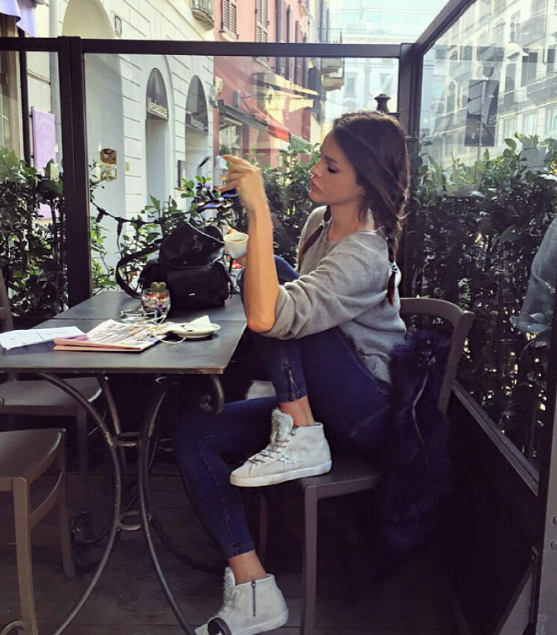Spend your free time wearing these sporty #2star shoes!  www.2star.it  #high #sneaker #sneakers #gainsboro #icegray #suede #leather #brushed #effect #shoe #shoes #amazing #cool #stylish #fashion #fall #winter #collection #woman #girl #intagood #instamoment