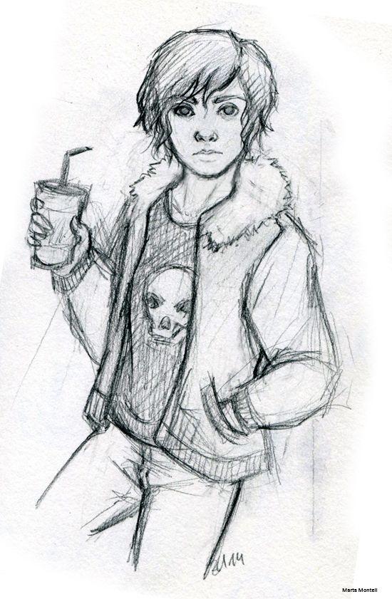 Nico_Sketch 2 by MartAiConan