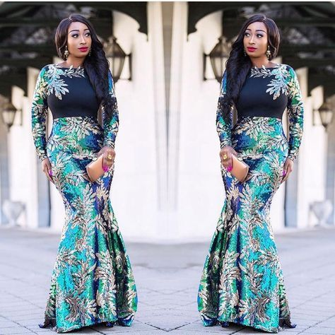 3,035 Likes, 8 Comments - Aso Ebi Styles (@asoebibella) on Instagram: