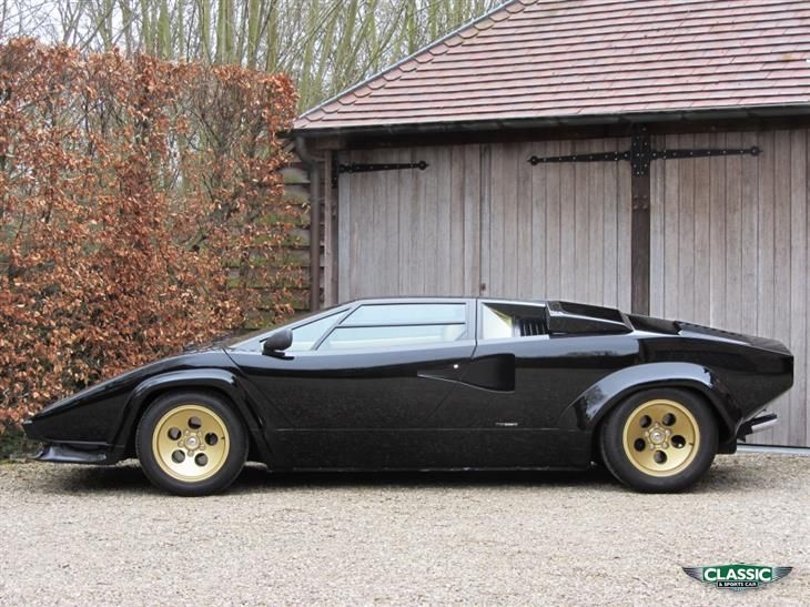 Used 1986 Lamborghini Countach For Sale In Belgium Pistonheads