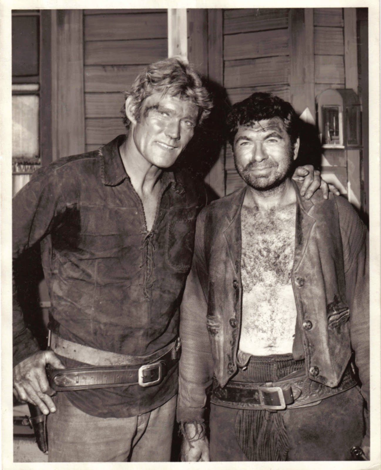 Claude Akins actor