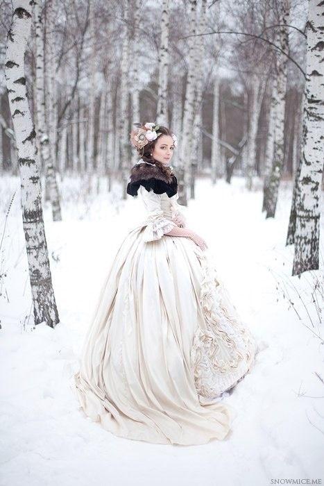 Vestidos de invierno en once