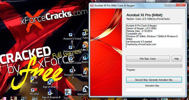 Adobe Acrobat X Pro скачать