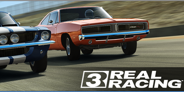 Real Racing Is Introducing Classic American Muscle Cars As Part