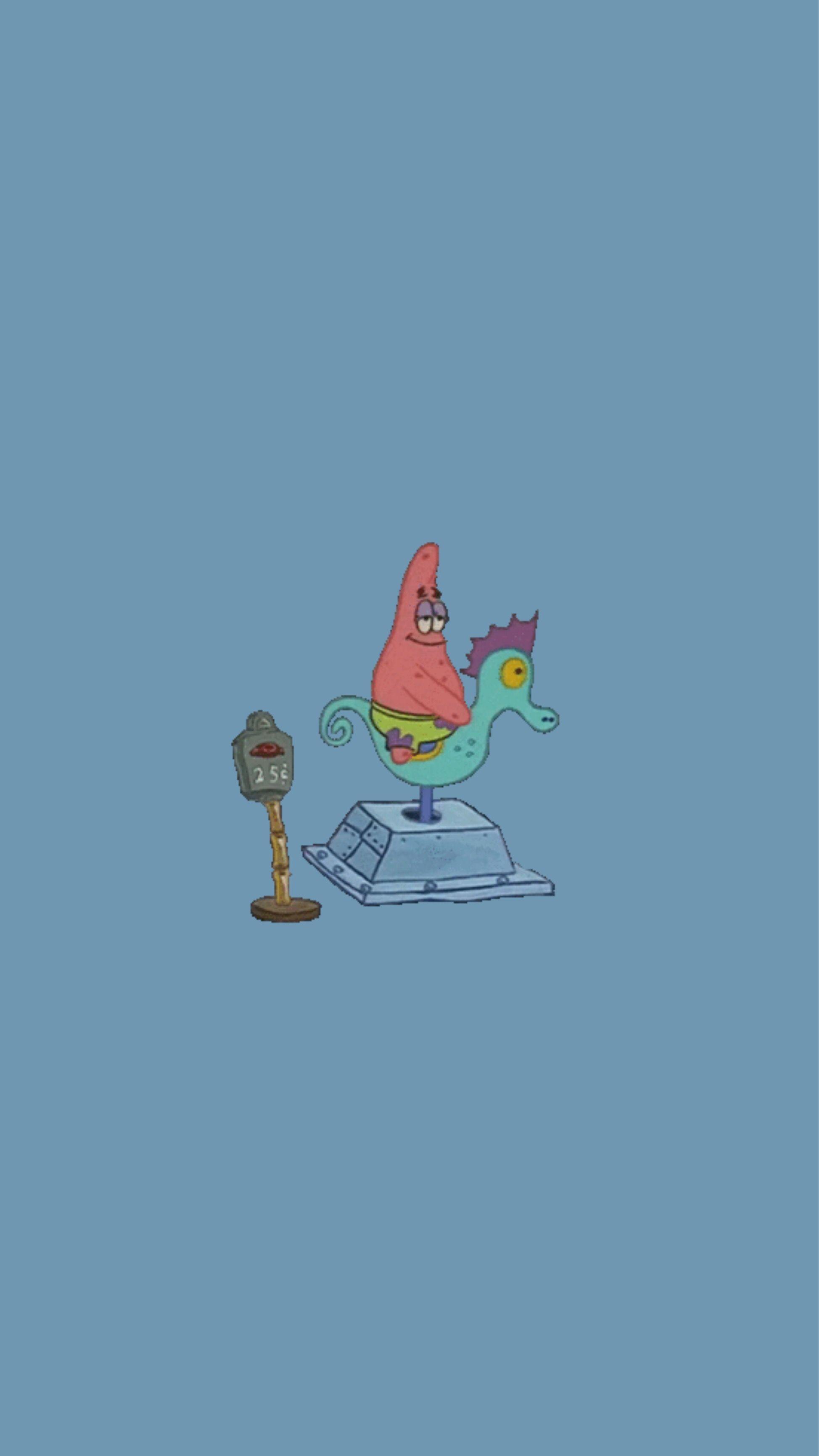 Wallpaper Spongebob Aesthetic  HD untuk Homescreen & Lockscreen