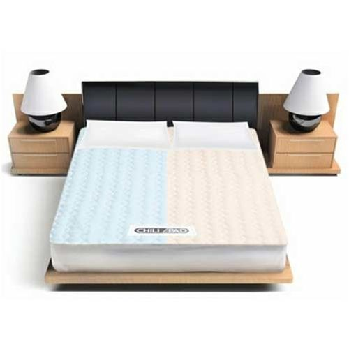 Picture Of Chilipad Mattress Topper With Images Cooling