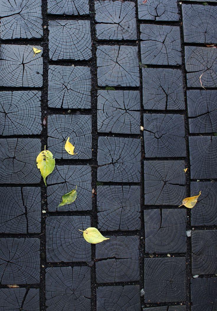 paves bois japon Artisanat Pinterest Pavés, Bois et Jardins - terrasse pave et bois