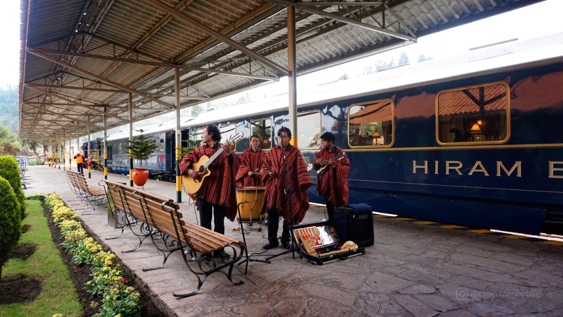 Tren de lujo cusco