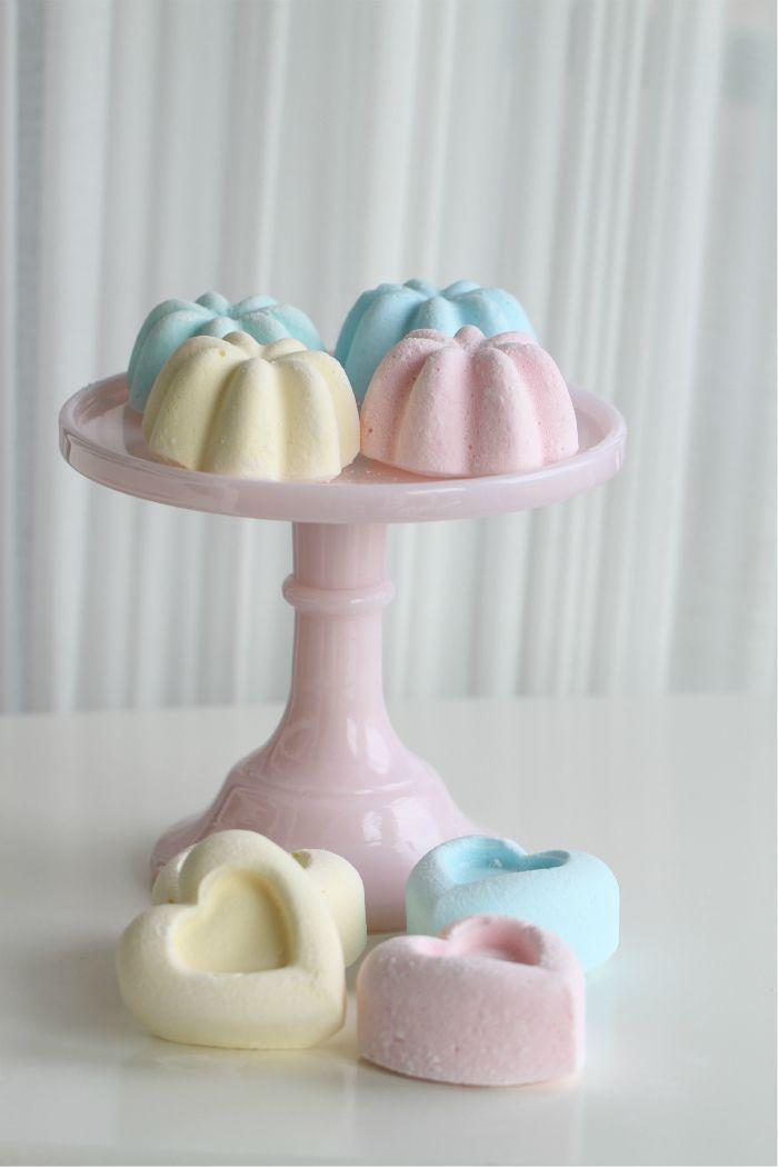 Pastel candies?