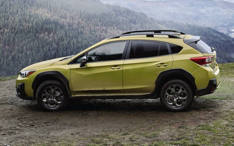 Subaru Crosstrek Sport 2021 in 2020 Subaru crosstrek