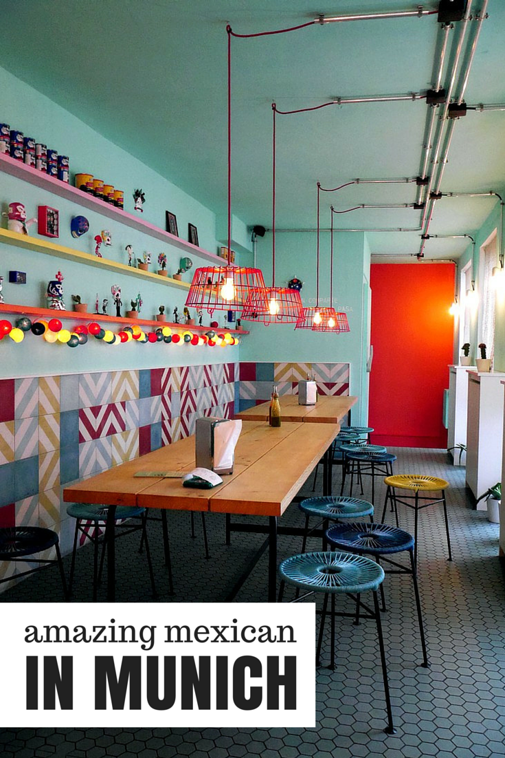 Unexpected Street Food Mexican In Munich Muebles Mexicanos  # Muebles Fast Food