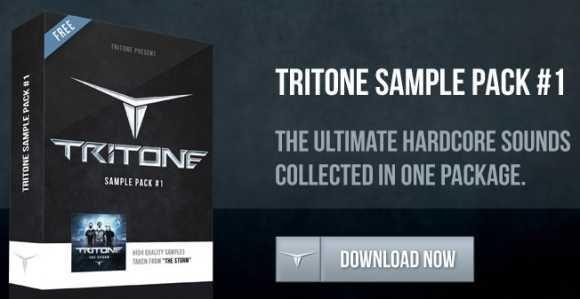 Tritone Sample Pack Vol.1 WAV MiDi magesy.pro