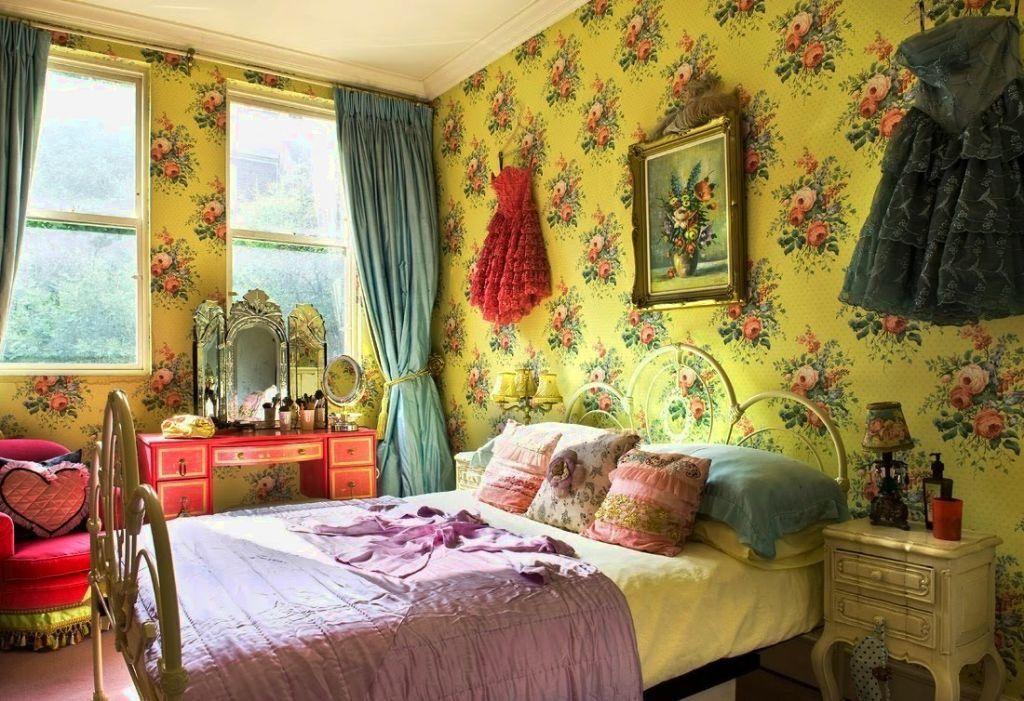 Bedroom Wallpaper Border Ideas