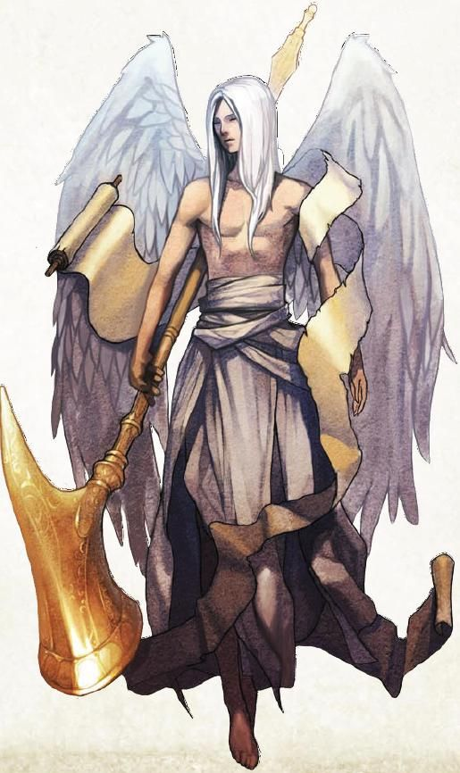 Astral Deva Angel | Good Outsider | Dungeons, dragons