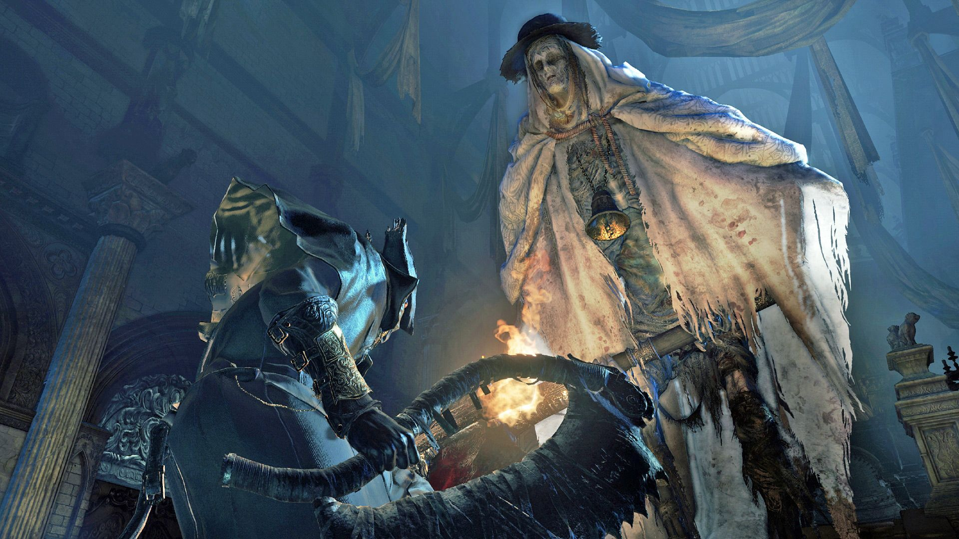 Bloodborne Has One Last Mystery That No One Can Solve With