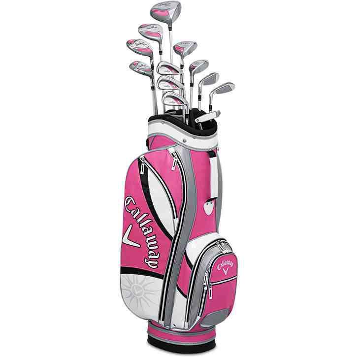 Pink Callaway Golf Clubs  914019857fb99