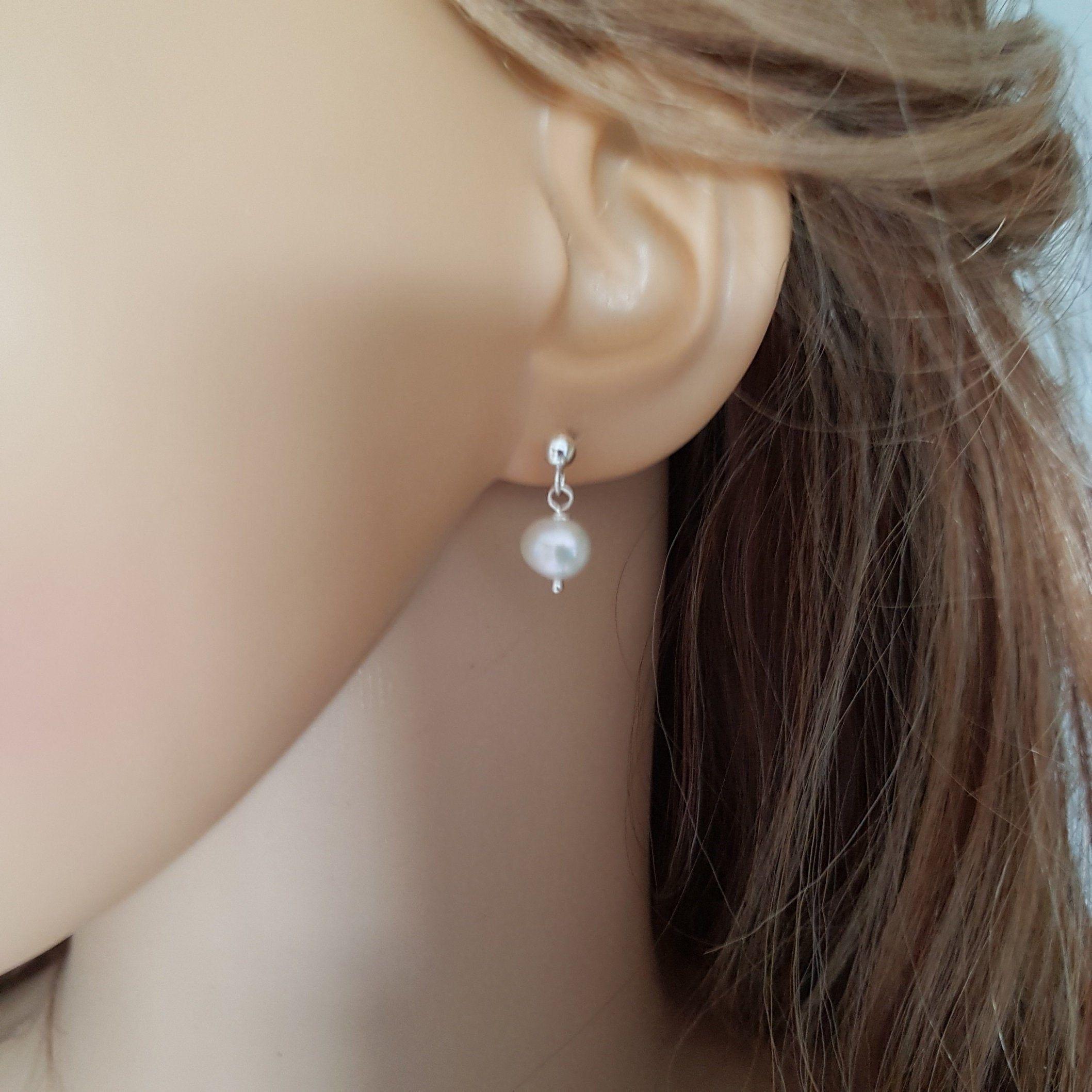 33+ Pearl drop earrings bridal uk ideas in 2021