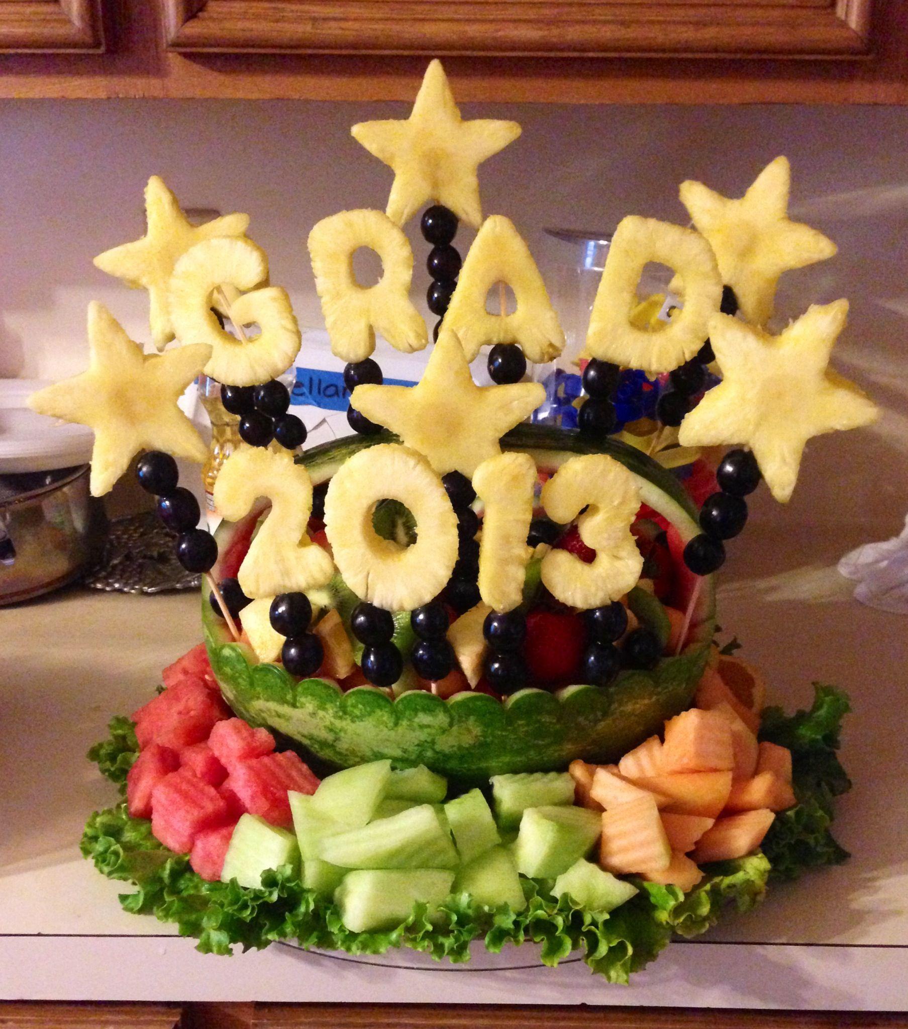 Fun Food Ideas For Grad Parties