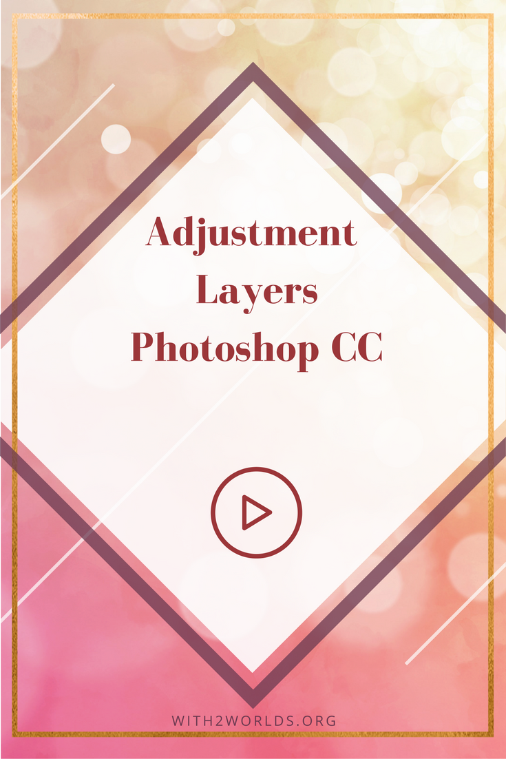 Video tutorial how to use adjustment layers in photoshop cc video tutorial how to use adjustment layers in photoshop cc learn how to get started baditri Image collections