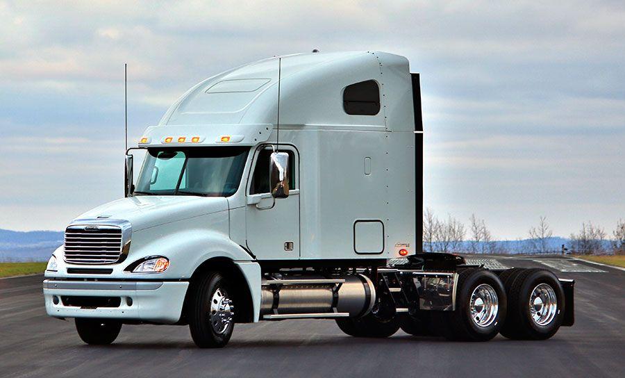 Freightliner Columbia Raised Roof Fitzgerald Glider Kits Freightliner Freightliner Trucks Big Trucks