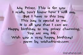 Best birthday poems for boyfriend