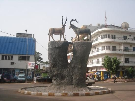 Roume, Guinée Conakry