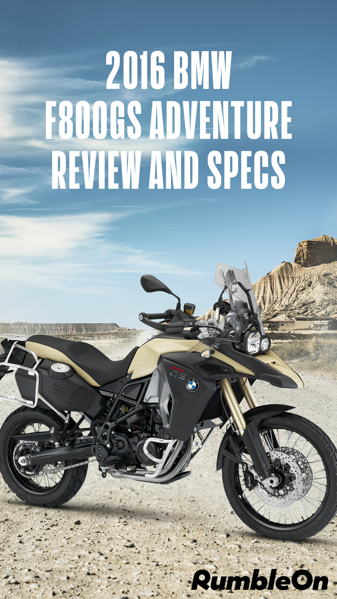 Model Overview 2016 Bmw F800gs Adventure Reviews And Specs In