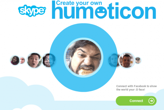 Skype Launches Human Emoticons Marketing techniques
