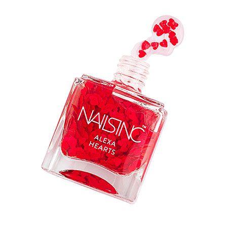 Alexa Hearts Polish - NAILS INC.   Sephora