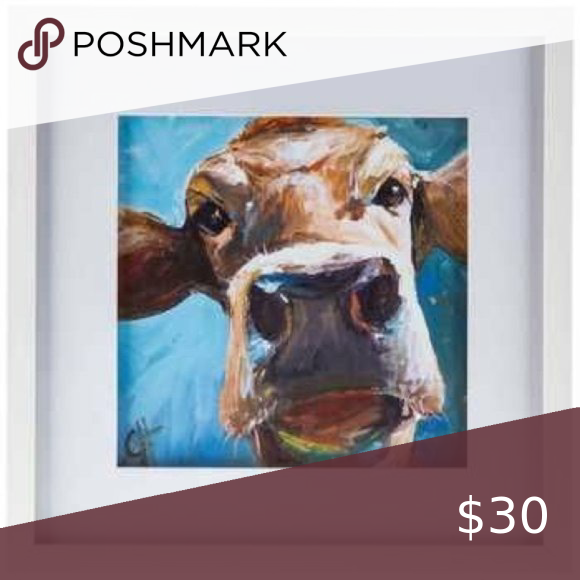 Farmhouse Decor Colorful Cow Art From Hobby Lobby Cow Wall Art Cow Face Hobby Lobby Wall Art