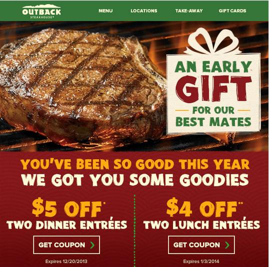 Specials by Restaurant.com